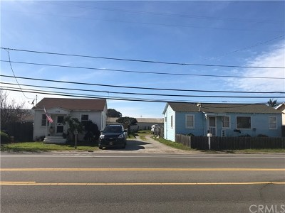 Grover Beach Residential Lots & Land For Sale: 1156 S 13th Street