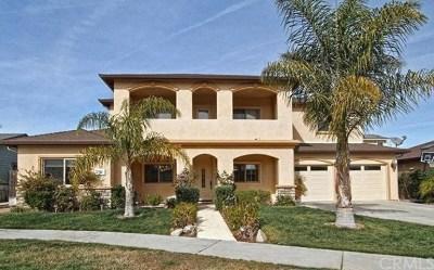 Pismo Beach, Arroyo Grande, Grover Beach, Oceano Single Family Home For Sale: 1570 Strawberry Avenue