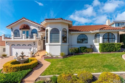 Pismo Beach CA Single Family Home For Sale: $1,095,000