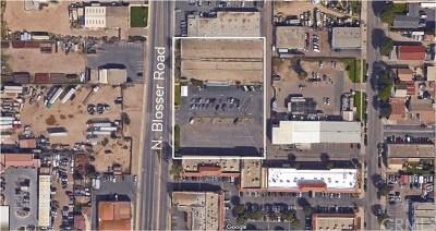 Santa Maria Commercial For Sale: 204 N Blosser Road N