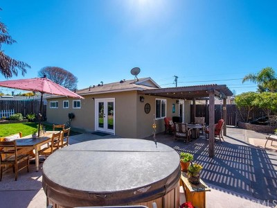Pismo Beach, Arroyo Grande, Grover Beach, Oceano Single Family Home For Sale: 1118 Palm Court