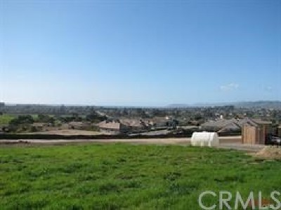 Arroyo Grande Residential Lots & Land For Sale: 815 Castillo Del Mar Street