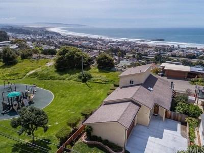 Pismo Beach CA Single Family Home For Sale: $879,000