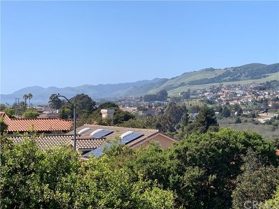 Pismo Beach, Arroyo Grande, Grover Beach, Oceano Residential Lots & Land For Sale: 1628 Laguna Court