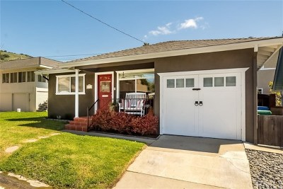 Pismo Beach Single Family Home For Sale: 241 Placentia Avenue