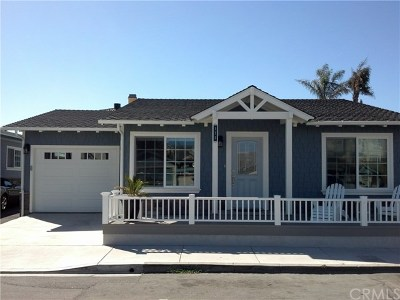 Pismo Beach CA Single Family Home For Sale: $1,250,000