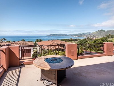 Pismo Beach CA Single Family Home For Sale: $2,590,000