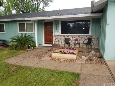 Chico Single Family Home For Sale: 2252 Mariposa Avenue