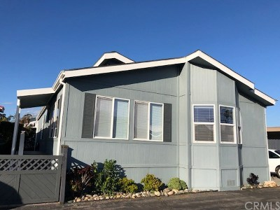 San Luis Obispo Mobile Home For Sale: 3860 S Higuera Street