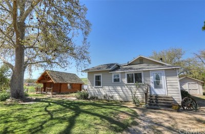 Paso Robles Single Family Home For Sale: 215 S. Whitley Gardens Drive