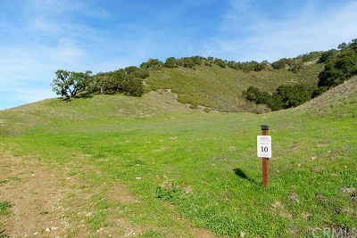 San Luis Obispo Residential Lots & Land For Sale: 530 Spanish Springs Drive