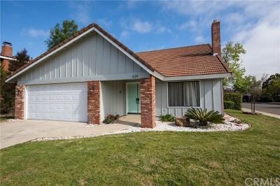 Santa Maria Single Family Home For Sale: 429 Via De La Cruz
