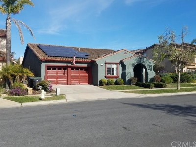 Santa Maria Single Family Home For Sale: 1834 Modello Avenue