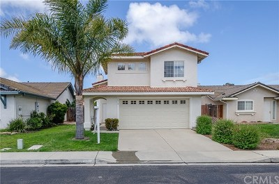 Santa Maria Single Family Home For Sale: 2519 Brunswick Drive