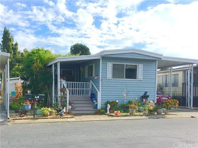 San Luis Obispo Mobile Home For Sale: 3395 S Higuera Street