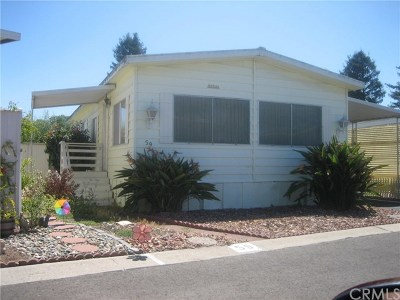 Arroyo Grande Mobile Home For Sale: 950 Huasna Road