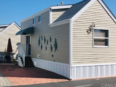 Pismo Beach Mobile Home For Sale: 200 S Dolliver Street