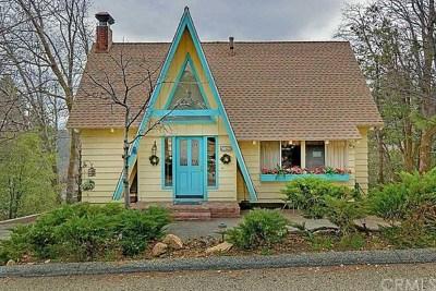 Lake Arrowhead Single Family Home For Sale: 27509 Matterhorn Drive