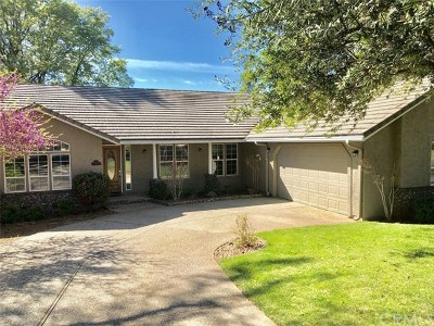 Forest Ranch Single Family Home For Sale: 14799 Eagle Ridge Drive