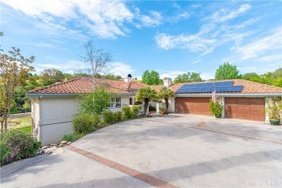 Paso Robles Single Family Home For Sale: 2171 Almond Springs Drive