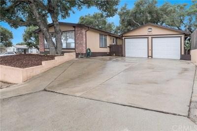 San Luis Obispo County Manufactured Home For Sale: 211 Olivos Lane