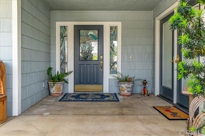 Santa Ynez Single Family Home For Sale: 3620 Montebello Street