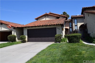 Santa Maria CA Single Family Home Active Under Contract: $299,200