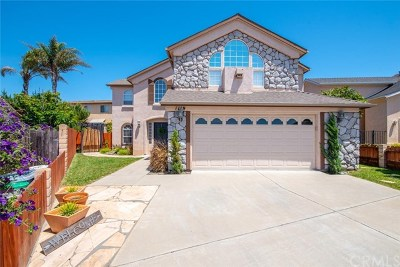 Grover Beach Single Family Home For Sale: 1119 Monaco Court