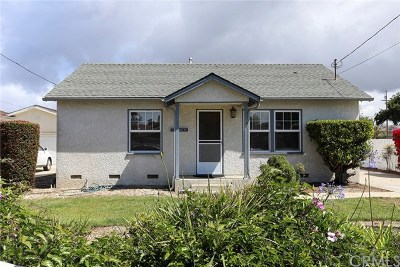 Arroyo Grande Single Family Home For Sale: 912 Dodson Way
