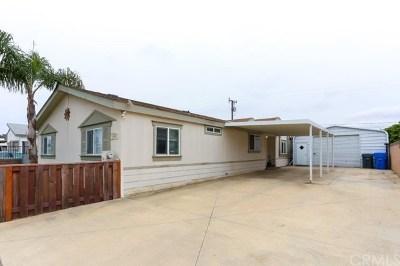 San Luis Obispo County Manufactured Home For Sale: 424 Uranus Court