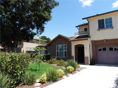 Atascadero Condo/Townhouse For Sale: 5566 Madrono Place