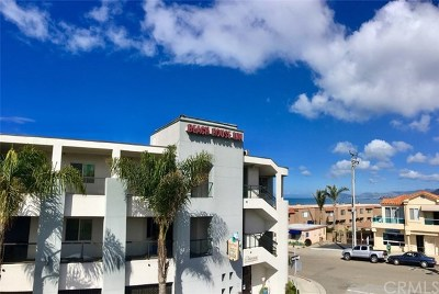 Pismo Beach Condo/Townhouse For Sale: 198 Main Street #7/205