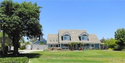 Santa Maria Single Family Home For Sale: 1285 Quarter Horse