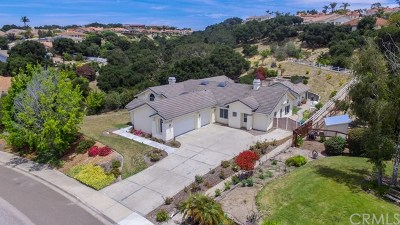 Arroyo Grande Single Family Home For Sale: 462 Mercedes Lane