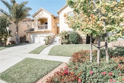 Santa Maria Single Family Home For Sale: 2750 Niverth