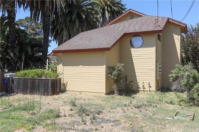 San Luis Obispo County Multi Family Home For Sale: 1226 Stafford Street