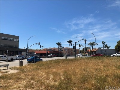 Pismo Beach, Arroyo Grande, Grover Beach, Oceano Residential Lots & Land For Sale: 590 Price Street