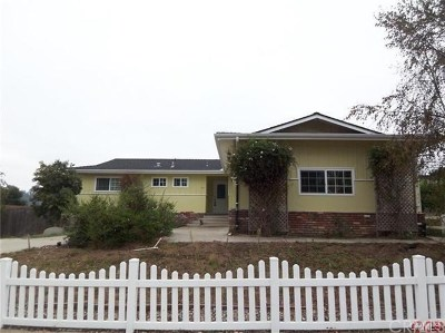 Pismo Beach, Arroyo Grande, Grover Beach, Oceano Single Family Home For Sale: 831 Fair Oaks Avenue