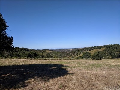 Pismo Beach, Arroyo Grande, Grover Beach, Oceano Residential Lots & Land For Sale: 3675 Camino Purisima