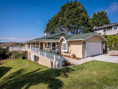 Pismo Beach Single Family Home For Sale: 170 Valley View Drive