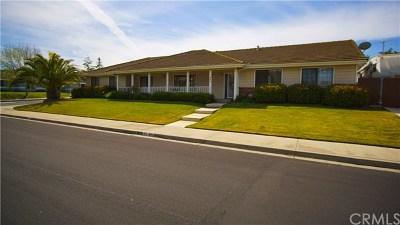 Santa Maria Single Family Home For Sale: 954 Sunrise Drive
