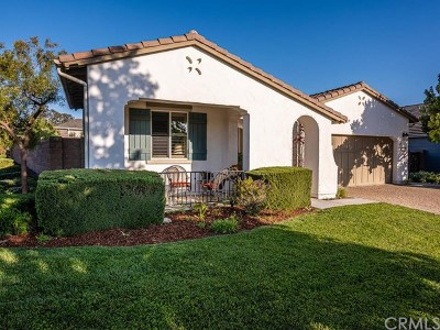 San Luis Obispo County Single Family Home For Sale: 935 Sophie Court
