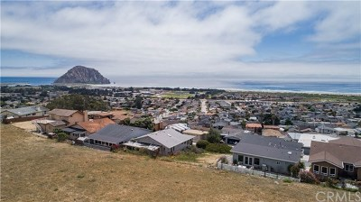 Morro Bay Residential Lots & Land For Sale: Nutmeg Avenue