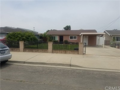 Oceano Single Family Home For Sale: 1620 21st Street
