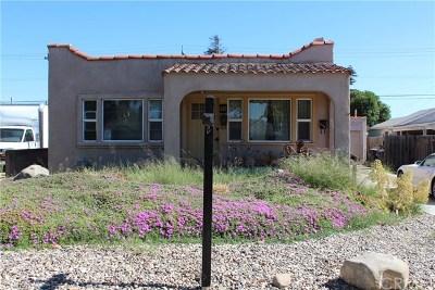 Santa Maria Multi Family Home For Sale: 622 E Cypress Street