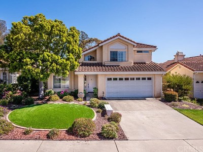 San Luis Obispo County Single Family Home For Sale: 1524 Champions Lane