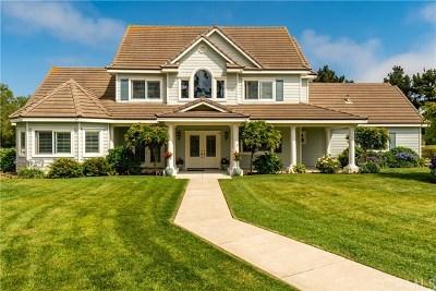 Nipomo Single Family Home For Sale: 1255 Estate Way