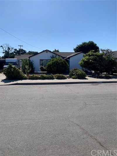 Arroyo Grande Single Family Home Pending: 383 Walnut Street