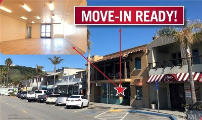 San Luis Obispo County Commercial Lease For Lease: 340 Front Street #A
