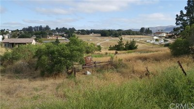 Nipomo Residential Lots & Land For Sale: 775 W Tefft Street